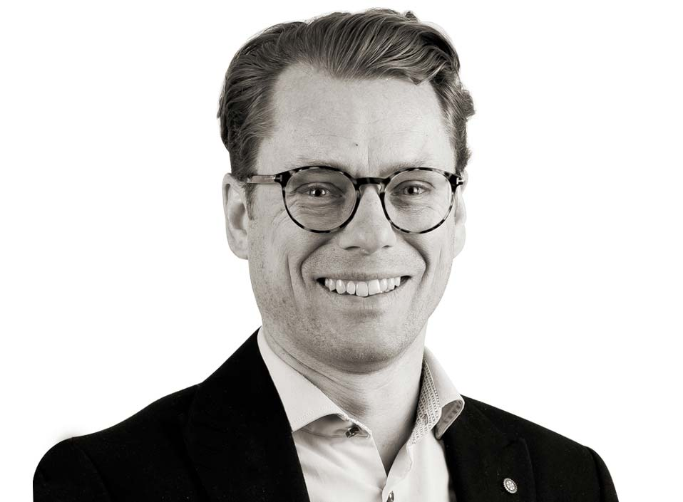 Jens Johansson, VD, Real Competence