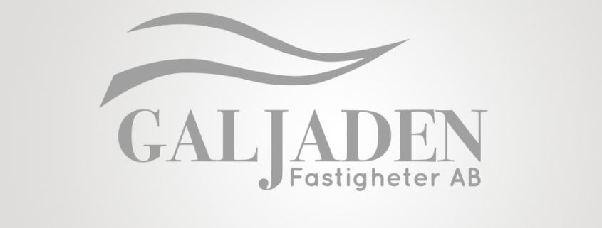 Galjaden Fastigheter AB, logotype